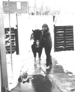 First Pony 001